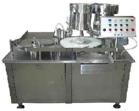 S400,Vial Filling Machine