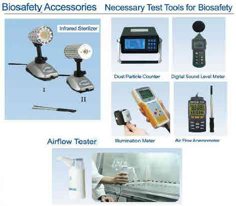 Biobase-AirTest Accessories