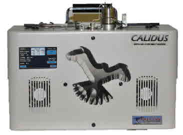 Calidus GC Fast small/Portable more HighTech features than Agilent, Thermo etc