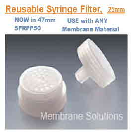 ReUsable Filter Holder