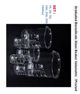 GlassBeaker Set7